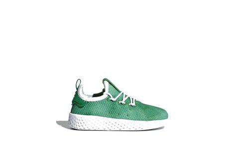 99e9206b09e5d adidas x Pharell Williams Tennis Hu Green AQ0019