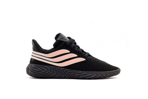 size 40 e09ba 2ad42 adidas Sobakov Black Pink BB7674