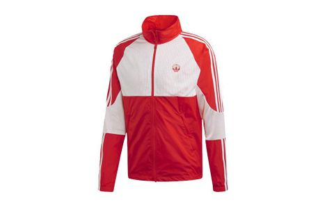 7b0a1c5d adidas Oyster Holding Track Jacket Red ED6872