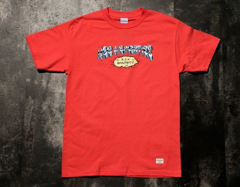 5700bac15dd Oneness Boutique · 40s & Shorties x HUSTLER Shove It T Shirt