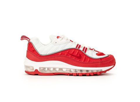 4e0cce55d6f97 Nike Air Max 98 GS - University Red