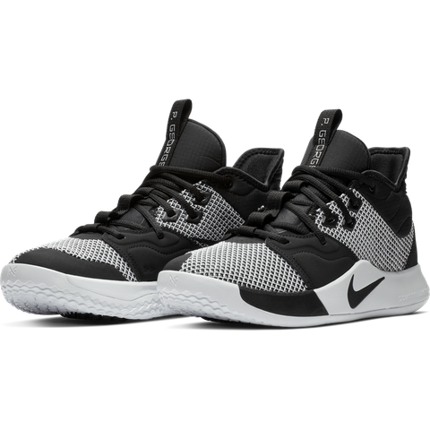 ba72e267a3b3 Courtside Sneakers · Nike PG 3  Monochrome