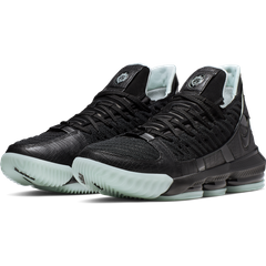 check out 3a797 f55c7 Nike Lebron 16 SB  Black Glow