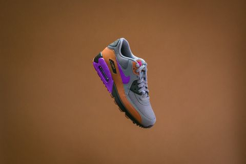 info for ce098 99d90 Nike Air Max 90 Essential (Cool Grey Vivid Purple)