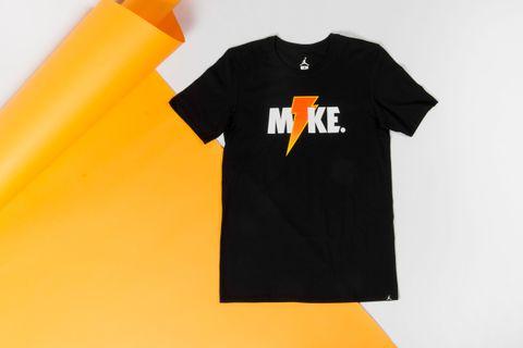 fe4e71d470c7 Jordan - Sportswear Like Mike Lightning T-Shirt (Black)