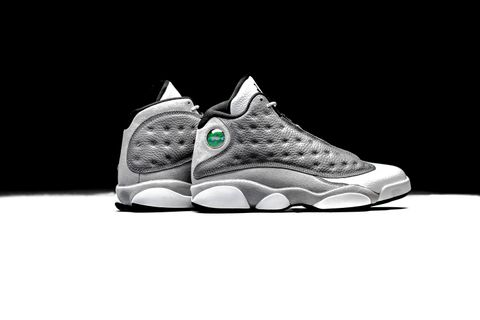 703c1c4c65a Sneaker Politics · Air Jordan 13 Retro - 'Atmosphere Grey'