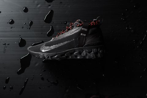 Nike React Runner Mid WR ISPA - Black/Anthracite