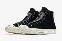 Converse Chuck 70 Mid Zip High Top - Black 405766f7a
