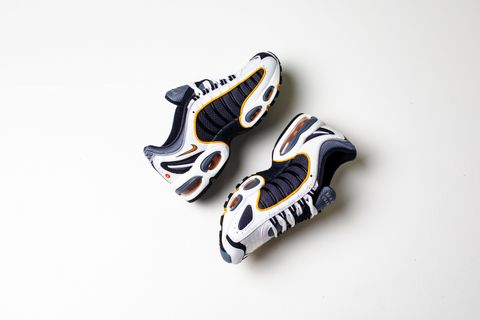 Nike Air Max Tailwind IV - Navy / Gold