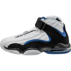 64b79ca6c7bd NIKE AIR PENNY 4 ORLANDO MEN S - WHITE ROYAL BLUE BLACK