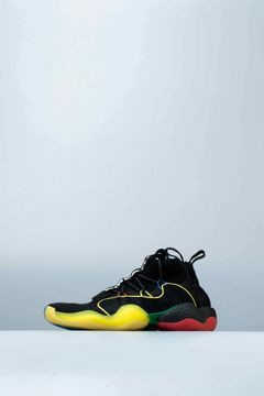 separation shoes f9cd4 d0a3d PHARRELL WILLIAMS CRAZY BYW X GRATITUDE EMPATHY MENS SHOE -
