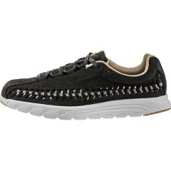aa5cd079c83e NIKE MAYFLY WOVEN WOMEN S - BLACK WHITE ELM DARK GREY