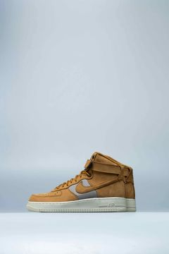 00df7e77b3db mita sneaker x adidas Consortium. AIR FORCE 1 HIGH WHEAT MENS SHOE -  WHEAT WHEAT