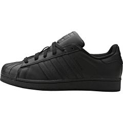 b26a39ddfe6 ADIDAS SUPERSTAR GS - BLACK BLACK