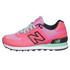 WMNS New Balance 574 - Elite Pink de77d5a532