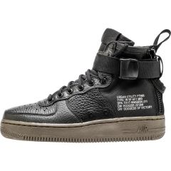 28351f14da0 NIKE SF AIR FORCE 1 WOMEN S SHOE - BLACK GUM