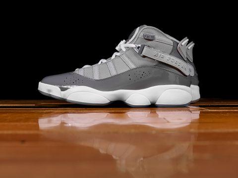 buy popular 08e98 267cf Men s Air Jordan 6 Rings  Cool Grey   322992-015
