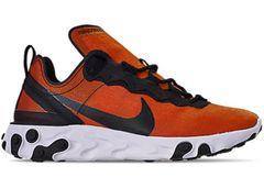 check out de288 68e88 Nike React Element 55 PRM Sunrise