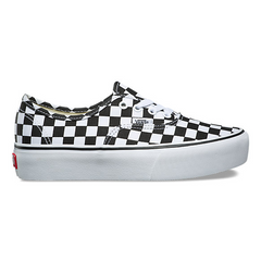 Vans Womens Authentic Platform Checkerboard b11ad58b5073