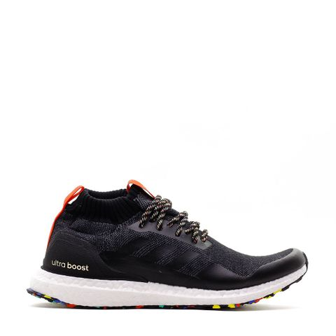 Adidas Running Ultra Boost Mid Black Multicolor Men G26841