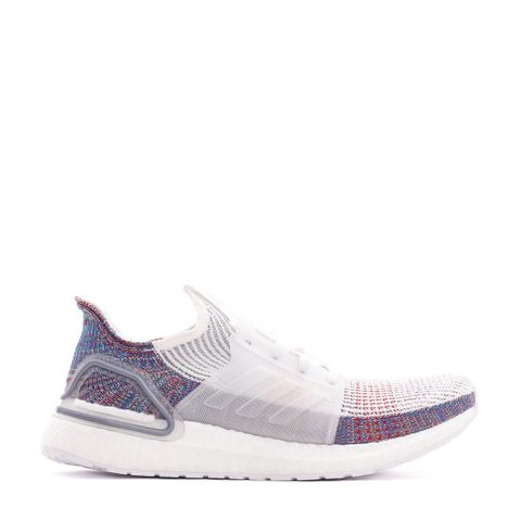 4f7d15dd59a Adidas Running Ultra Boost 19 White Blue Men Ultraboost B37708