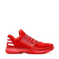 5881817b95f9 2. Sneakersnstuff Sneakersnstuff · Adidas Basketball James Harden Vol 1 Red  White Boost CQ1404