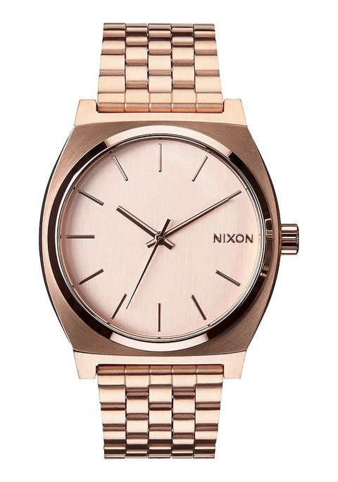 77f9793e94 Nixon Time Teller 37 MM - ALL ROSE GOLD