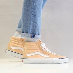 On-Foot Look    Vans Sk8-Hi Moc
