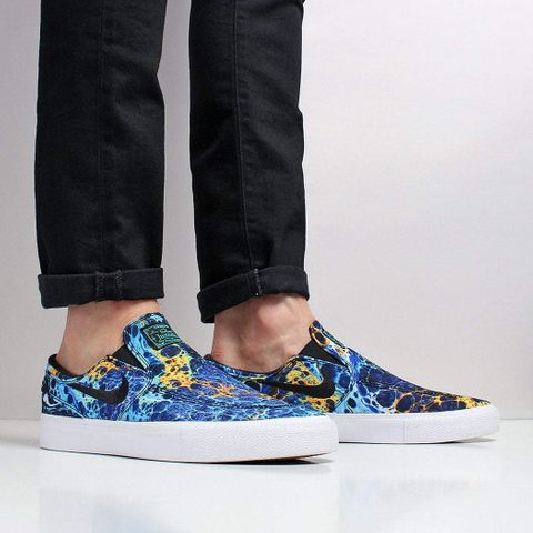 f44d972c97 Nike SB Zoom Stefan Janoski Slip On RM Canvas Shoes