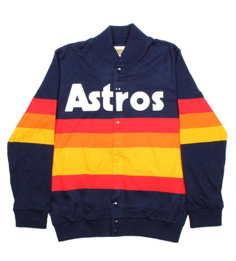 9903ff1b Description. Authentic 1986 Houston Astros Sweater ...