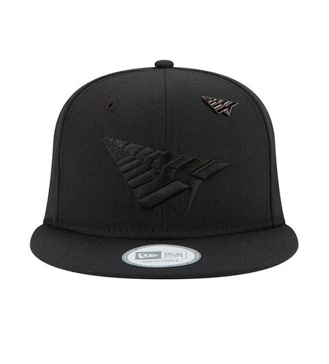 c9aefa4258d36 The Crown Blackout Snapback (Black)