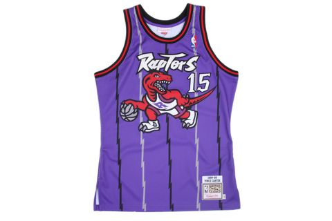 0c797356e9d NBA TORONTO RAPTORS VINCE CARTER  15 AUTHENTIC JERSEY
