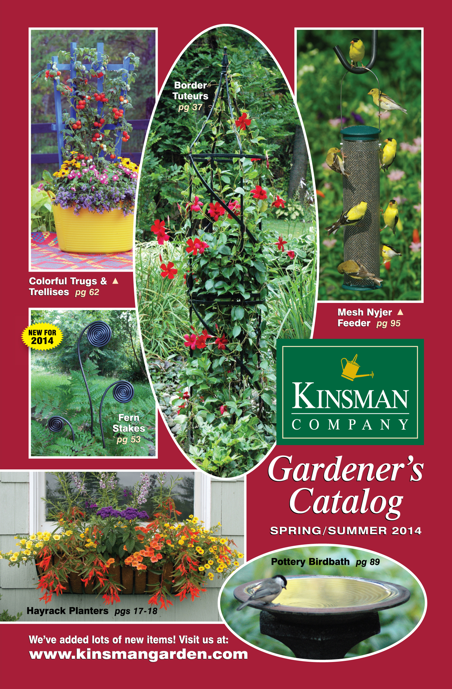 Kinsman Garden | EverEdge Lawn Edging & Gardening Supplies