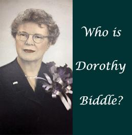 Dorothy Biddle