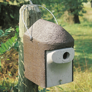 "1 1/4"" Predator Proof Birdhouse"