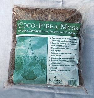 1 Lb Bag Loose Coco Fiber