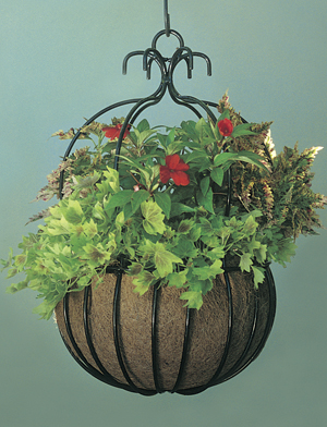 "18"" Imperial Hanging Planter (Basket Only/No Liner)"