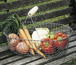 Vegetable Harvest Basket