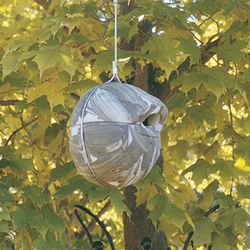 Green Nesting Ball for Wrens Birdhouse