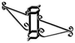 HEAVY DUTY LAMPPOST BRACKET-EURO CLASSIC