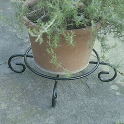 "12"" Steel Pot Stand"