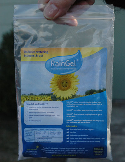Rain Gel Granules (60 Grams)