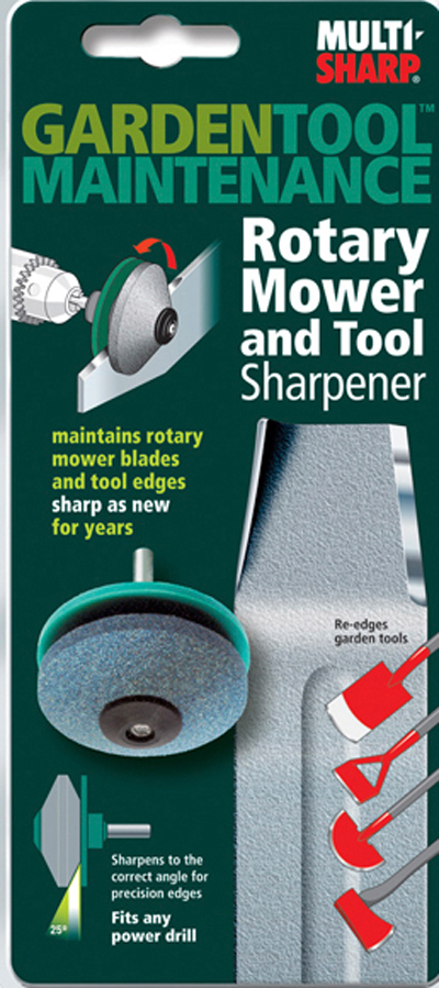 Mower Blade and Tool Sharpener