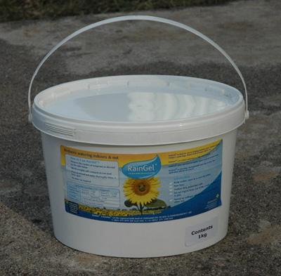 Rain Gel Tub (1 Kilo)