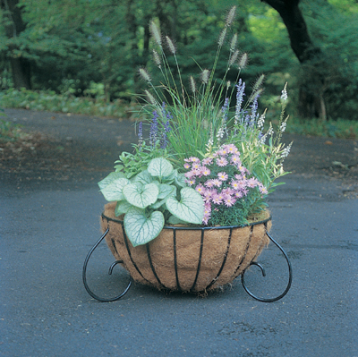 Coco Fiber Liner for Bowl Garden