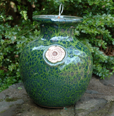 Moss Green Down Under Pot
