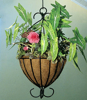 Coco Fiber Liner for 17 Inch Spanish Hanging Basket