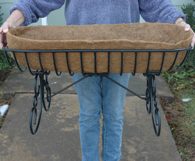 Coco Liner For Large Cradle Planter (Fits KC64)