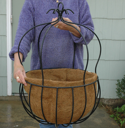 "14"" Imperial Hanging Basket Coco Liner (For KC73)"