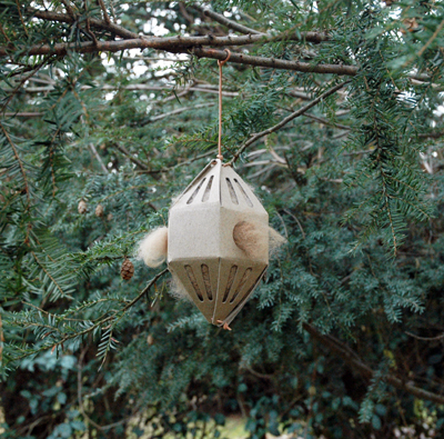 Nesting Material Box